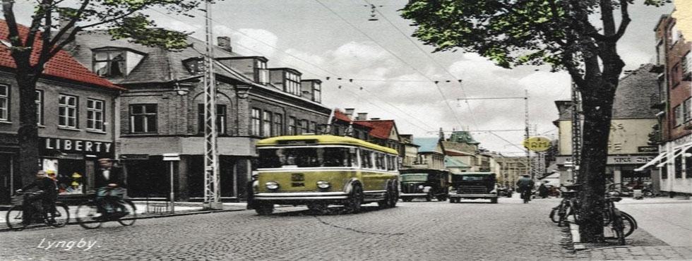 Lyngby historie