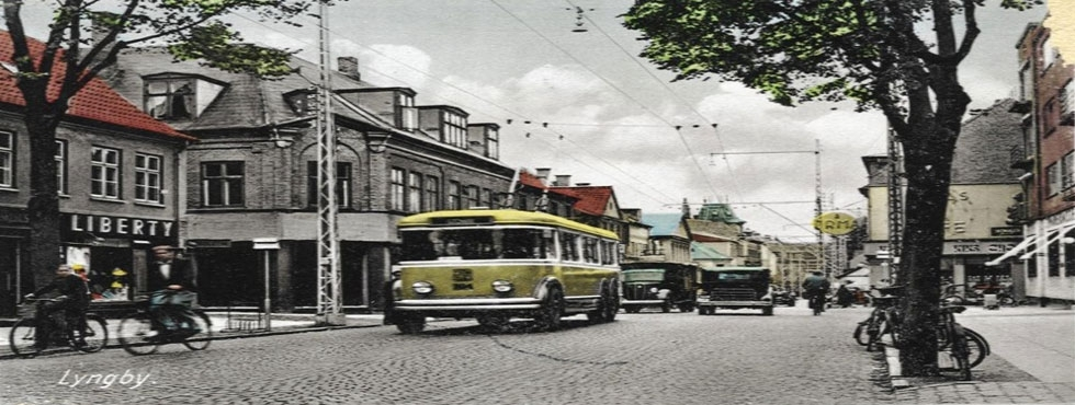 Lyngby history