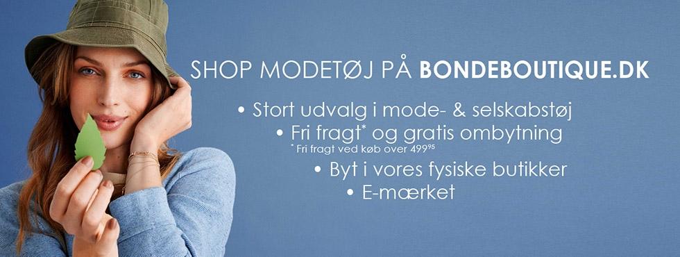 Bonde Boutique Lyngby Hovedgade