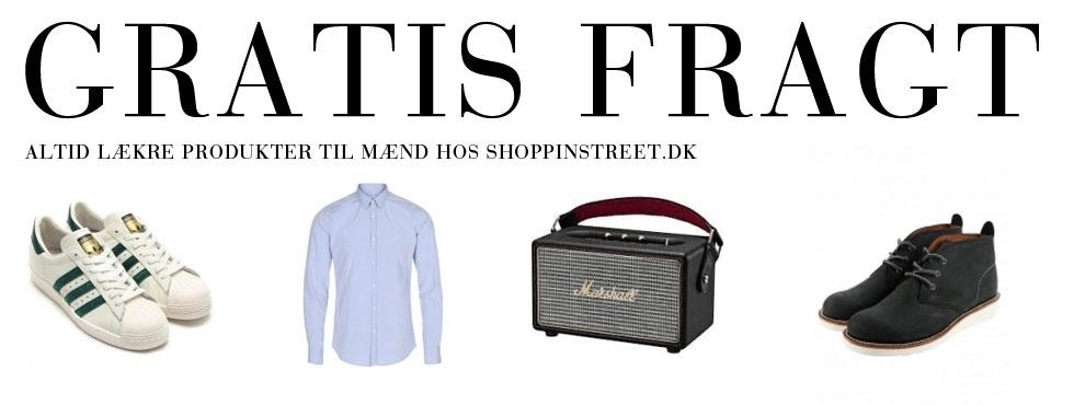 Herre modetøj- ShoppinStreet.dk -  Lyngby Hovedgade