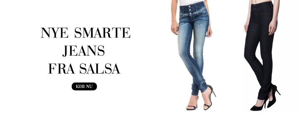 Jeans online - Salsa Jeans online - Lyngby Butikker - ShoppinStreet.dk